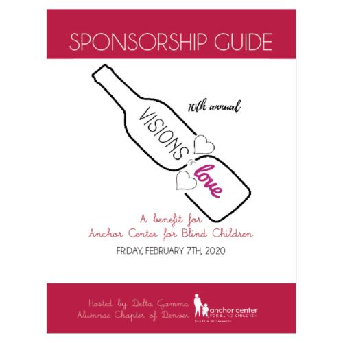 2019 VOL Sponsorship Guide