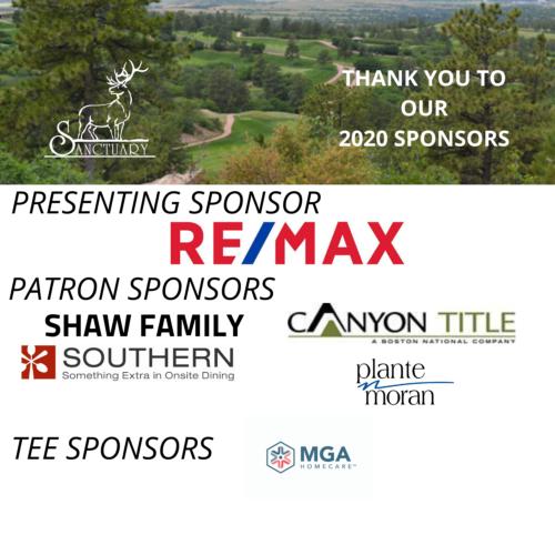 2020 foresight sponsors