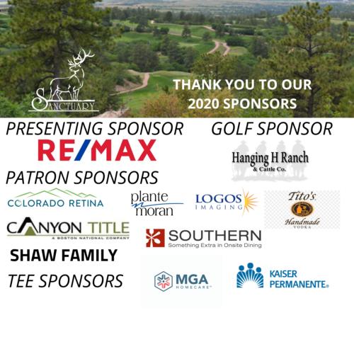 2020 golf sponsors