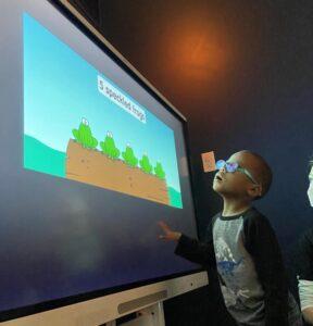 ryan and smart board